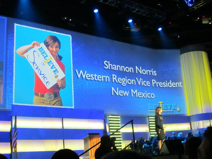 Shannon-Norris_National-FFA-Opening-Session
