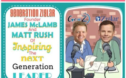 Generation Ziglar on Dream Big Podcast