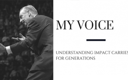 My Voice: Understanding Impact Carries for Generations