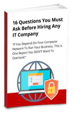 16 Questions You Must Ask Before Hiring Any IT Company - San Mateo