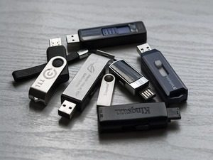 Did You Get A USB Drive From The ADA? Don't Plug It In