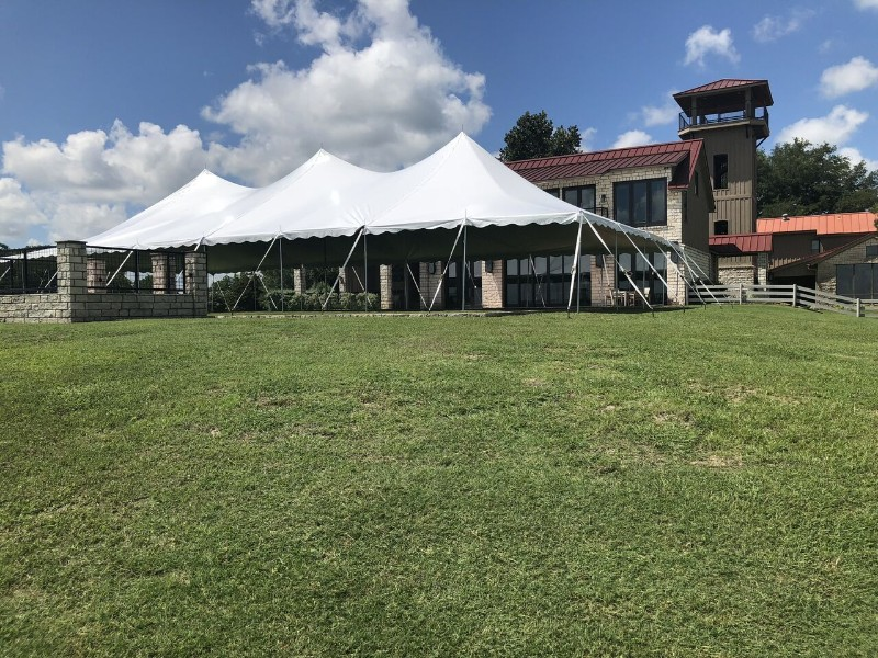 40' x 80' tent available
