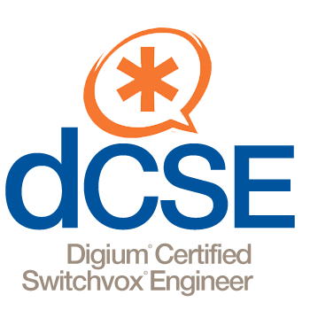 Digium Certified Switchvox Engineer