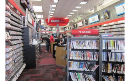 ARE VIDEO GAME RETAILERS A THING OF THE PAST?