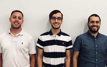 Meet the talented engineers and technicians joining our IT support team