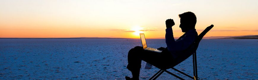 Secure, successful, and in sync: This is how your remote workers should be