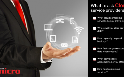 Questions to ask when evaluating cloud managed service providers