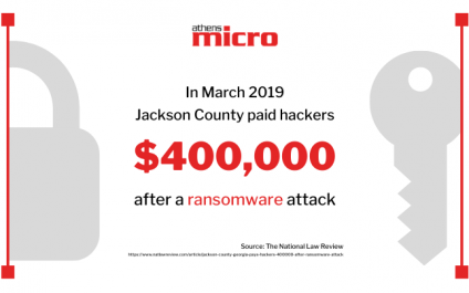 Georgia's recent run-ins with ransomware — and what we can do about it