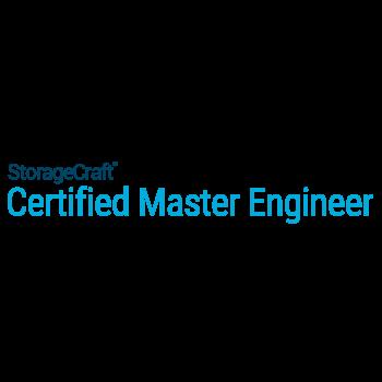 StorageCraft Certified Master Engineer