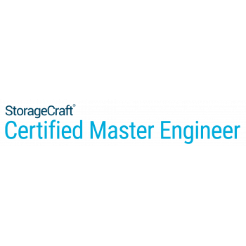 StorageCraft Certified Master Engineer