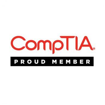 CompTIA Proud Member