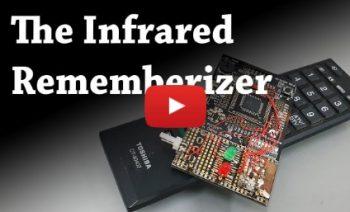 Infrared Rememberizer