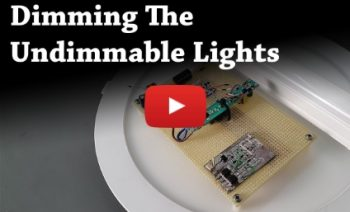 Dimming The Undimmable Lights