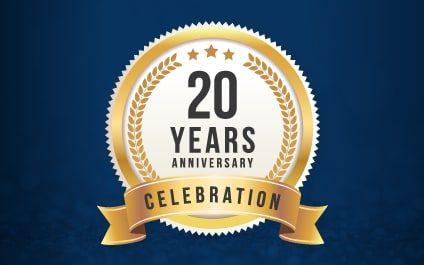 BDNet Corp Celebrates 20th Anniversary