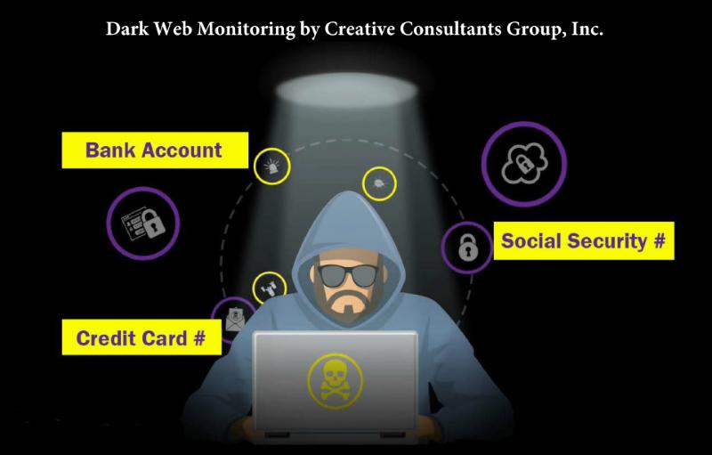 Dark Web Monitoring, Dark Web ID Protects - Conway, Myrtle Beach