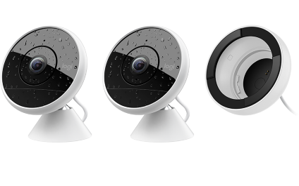 SHINY NEW GADGET OF THE MONTH: Logitech's Circle 2 Home Security Camera