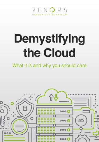 LP-Zenops-Demystifying-the-Cloud-eBook-Cover