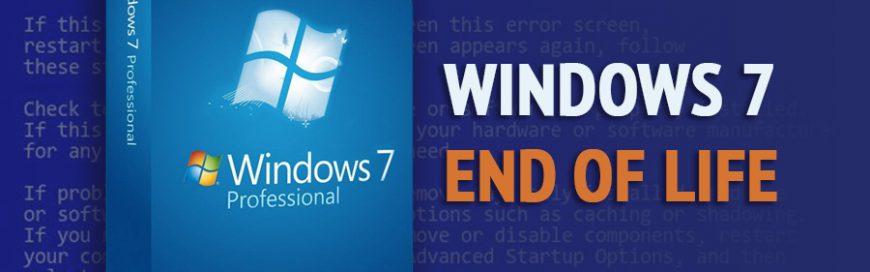 The Dangers of Running Windows 7