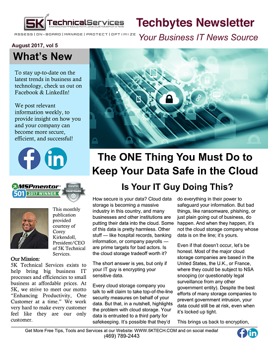 August-2017-Newsletter-Cover