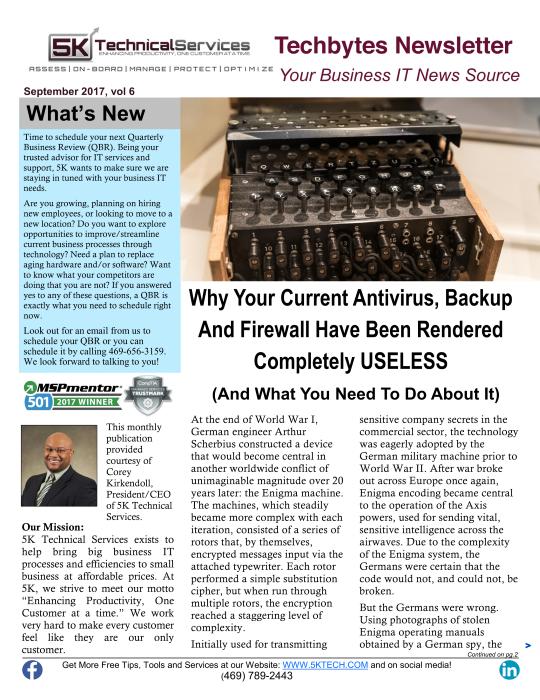 September-2017-Newsletter