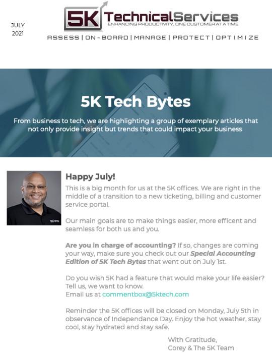 newsletter-2021-July
