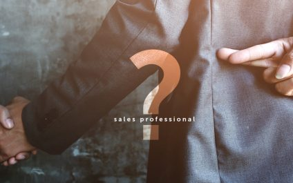 What Is A Sales Professional?