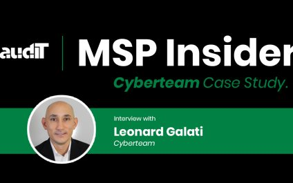 audIT MSP Insider | Cyberteam Case Study