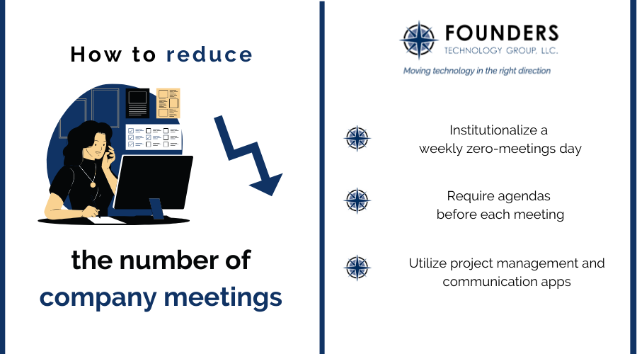 How-to-reduce-the-number-of-company-meetings-infographic