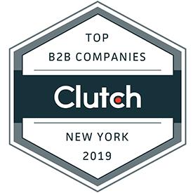 Clutch Declares Bit by Bit a Top NY B2B Company -- Again!