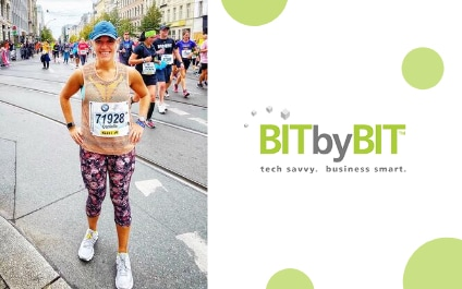 Bit by Bit's Danielle Xuereb is on Her Way to Becoming an Elite Six Star Finisher Marathon Runner