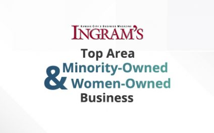 TGS named one of Ingram's Magazine Top Area Minority-Owned and Women-Owned Businesses