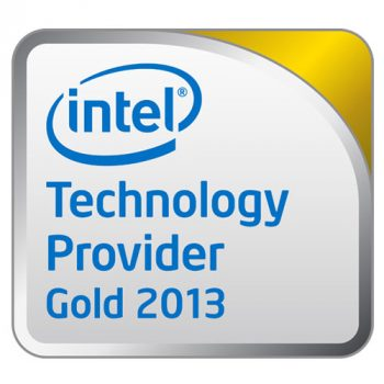 Intel Technology Provider Gold 2013