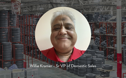 NOTES FROM THE SENIOR V.P. OF DOMESTIC SALES