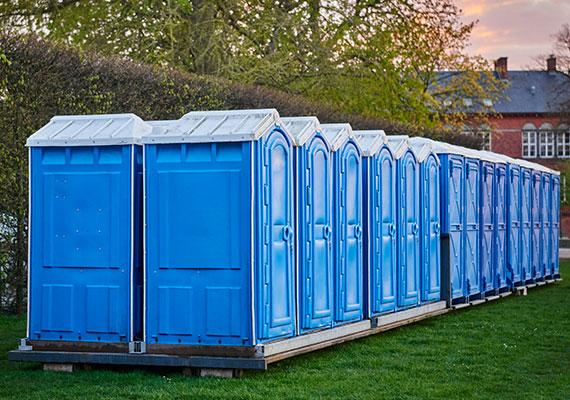 Portable Restrooms and Handwash Stations - Franklin