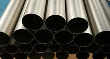 Titanium-tubes
