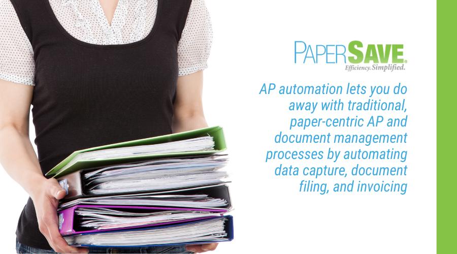 AP Automation Benefits