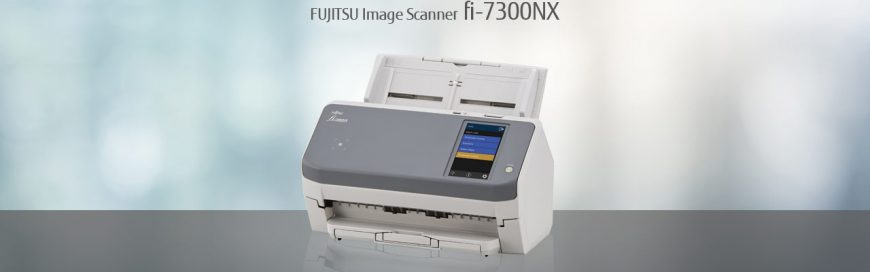 PaperSave and fi-7300NX scanner making a difference in Automation
