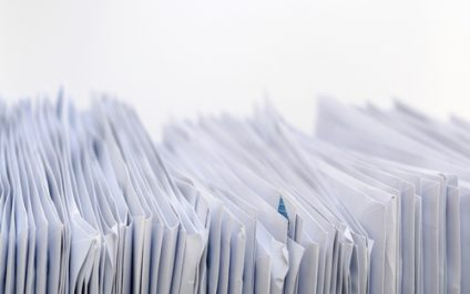Eliminate office paper at its source