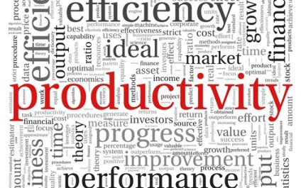 Increasing productivity with paperless solutions