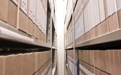 Paperless document management reduces massive storage space, cuts costs