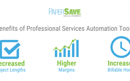 How professional services benefit from automated workflows