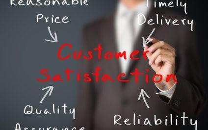 Paperless document management creates customer trust