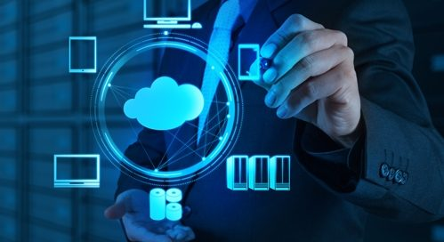 Cloud-based IT infrastructure starting to dominate market