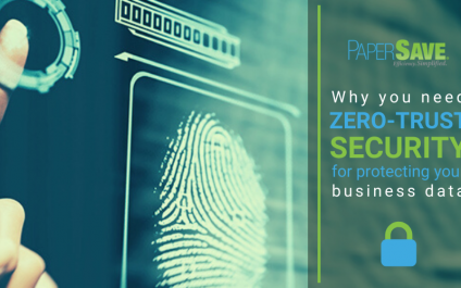 Why you need zero-trust security for protecting your business data