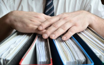 Where are companies storing, managing their documents?