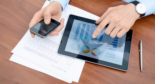 Paperless document management saves time, money and the environment