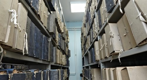 Effective document management makes locating files significantly easier