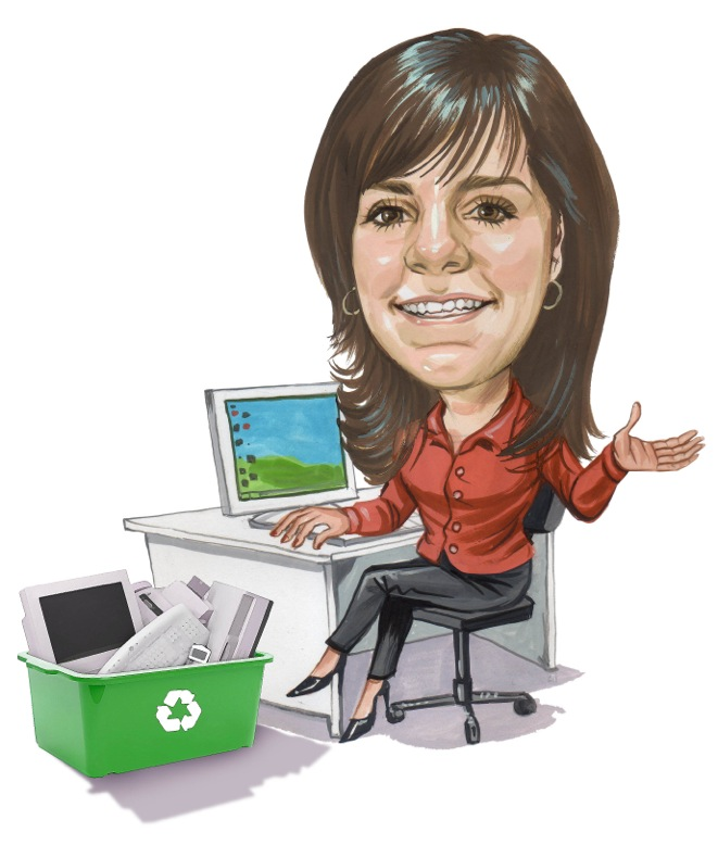 Cathy-with-recycling-bin
