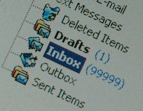 Inbox-Email-Overload