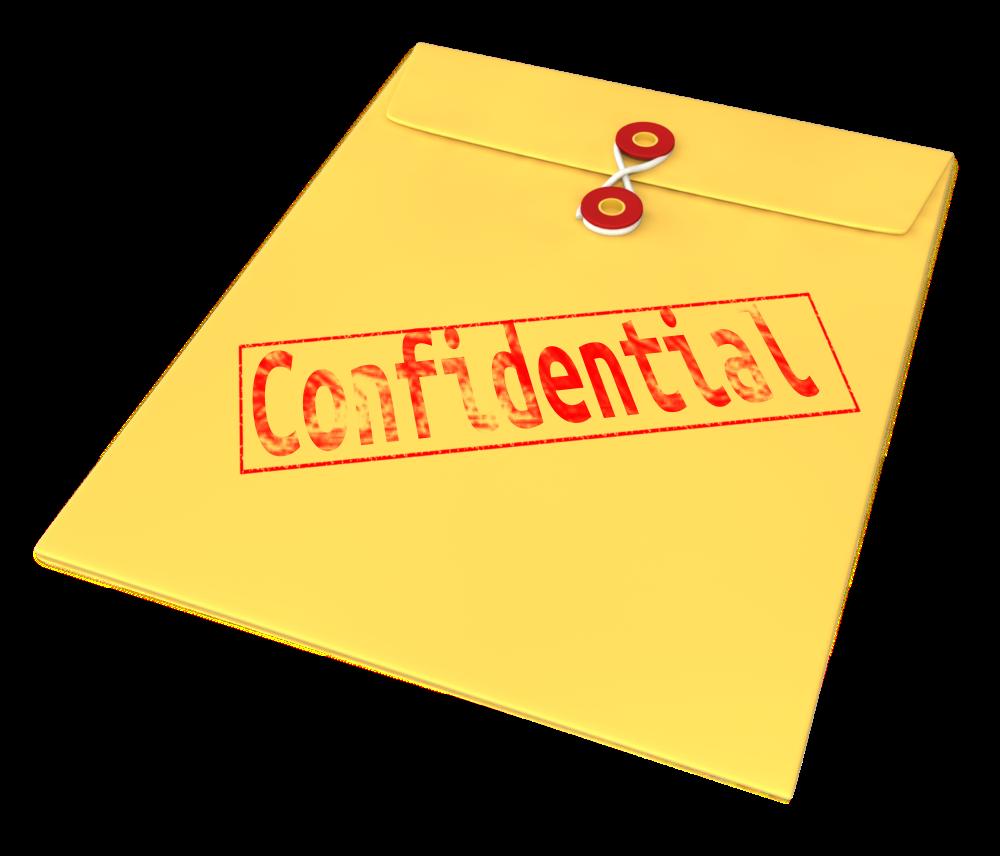 confidential-envelope